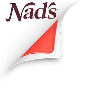 Nad's Hair Removal Logo