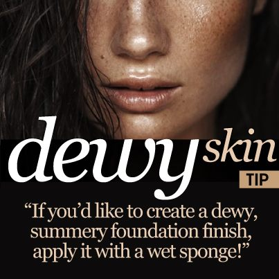 Nad S Beauty Tip Dewy Skin Look