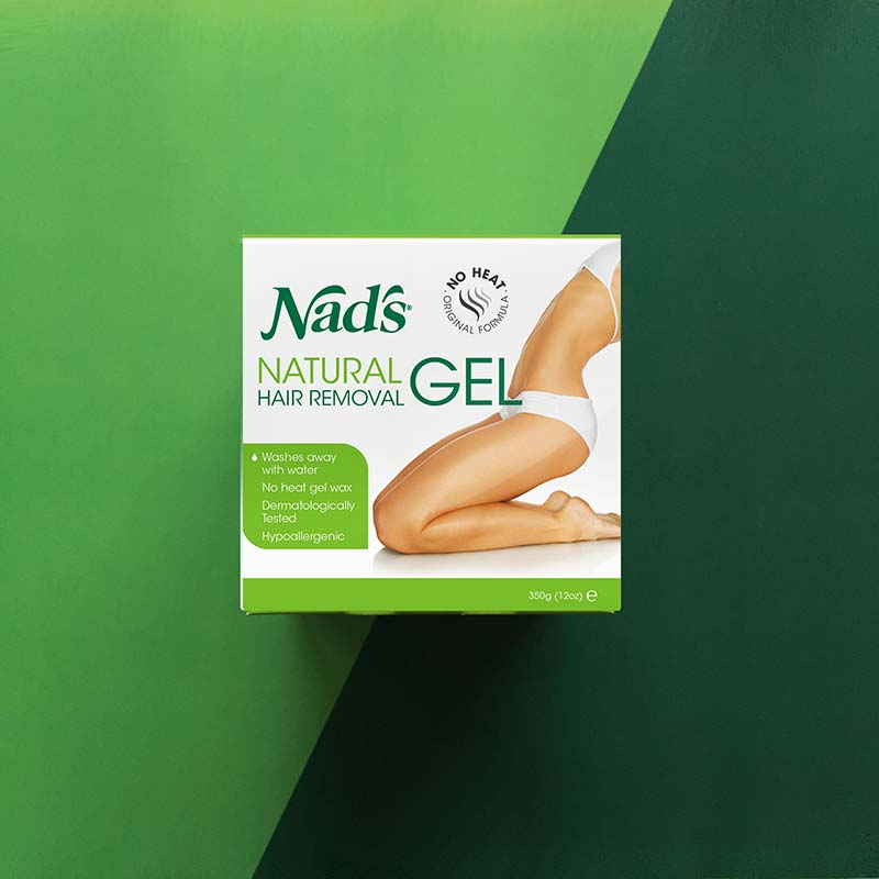 Beauty Wars: Wax Strips or Pot Wax | Nad's Natural Hair Removal Gel