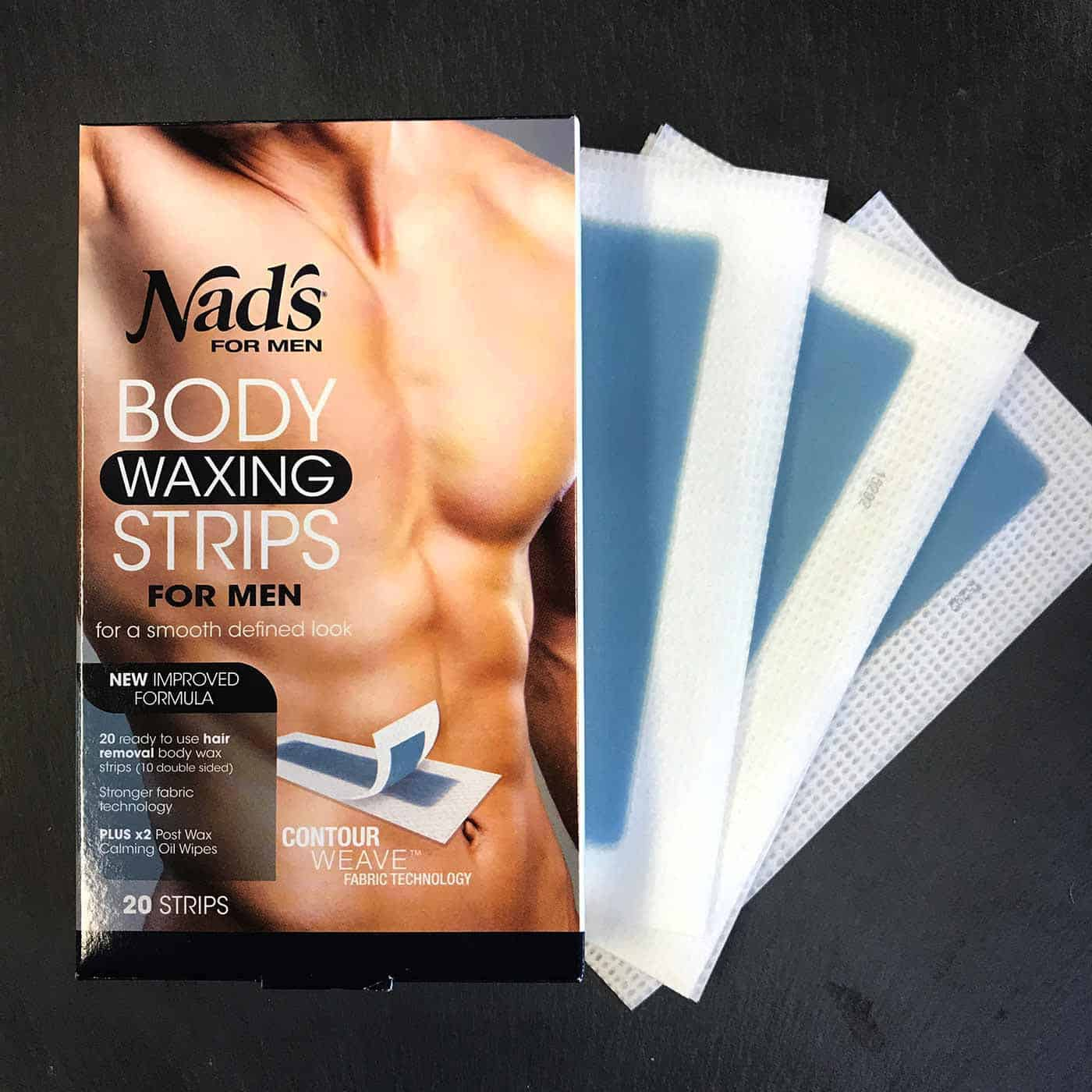 Easy Hair Removal for Men | Nad's Hair Removal Blog