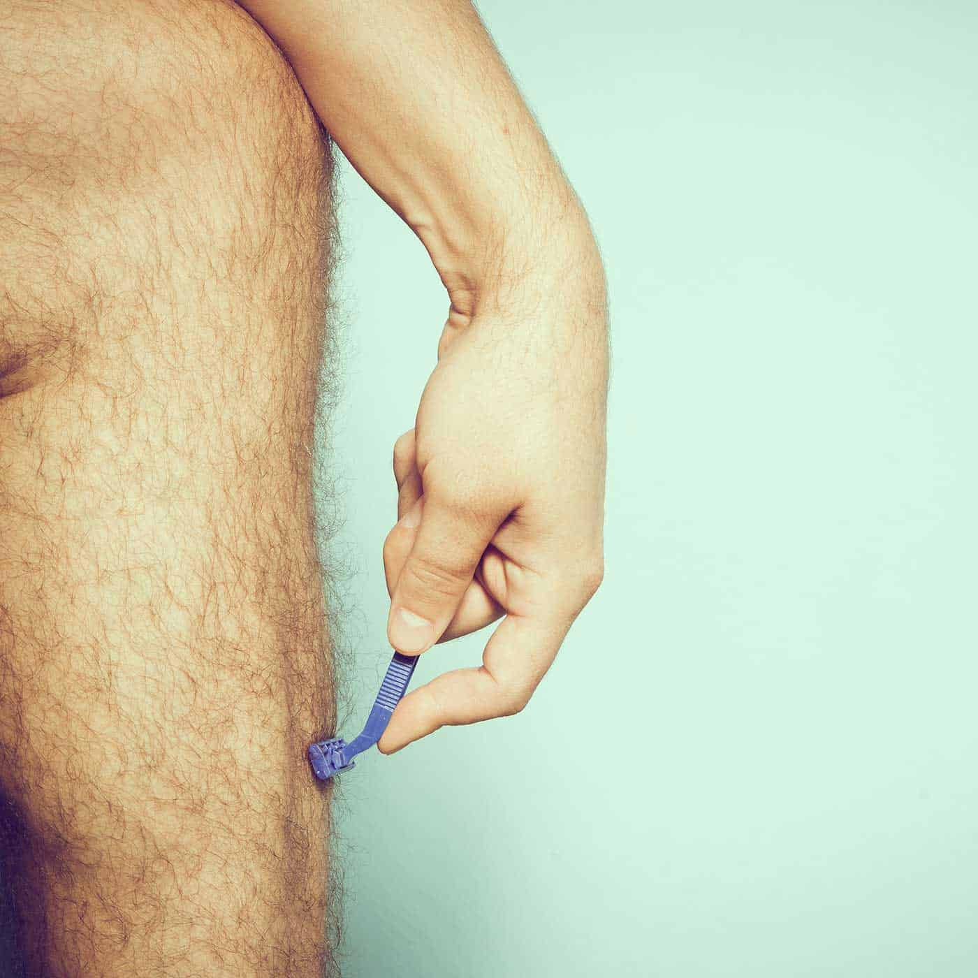 Hair removal tips for Men | Nad's Hair Removal Blog