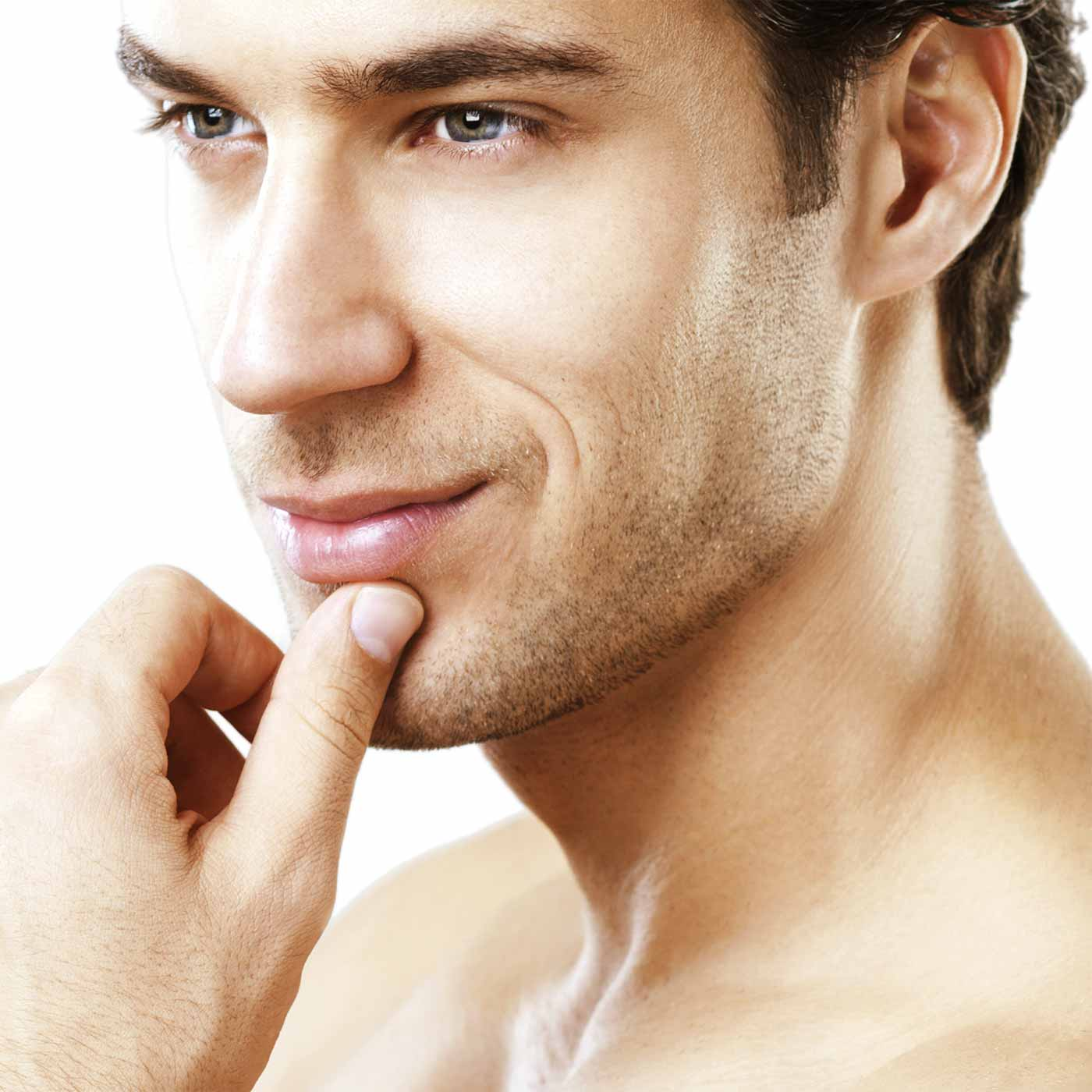 Men's grooming – How to remove facial hair | Nad's Hair Removal Blog