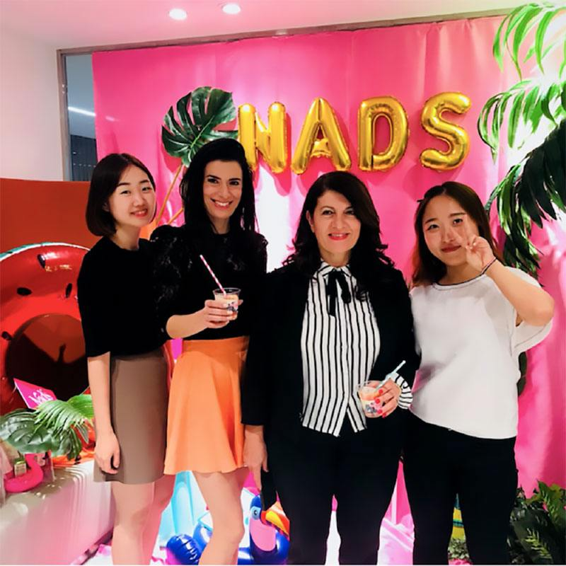Nad's Hair Removal teams up with Olive Young for Women Empowerment