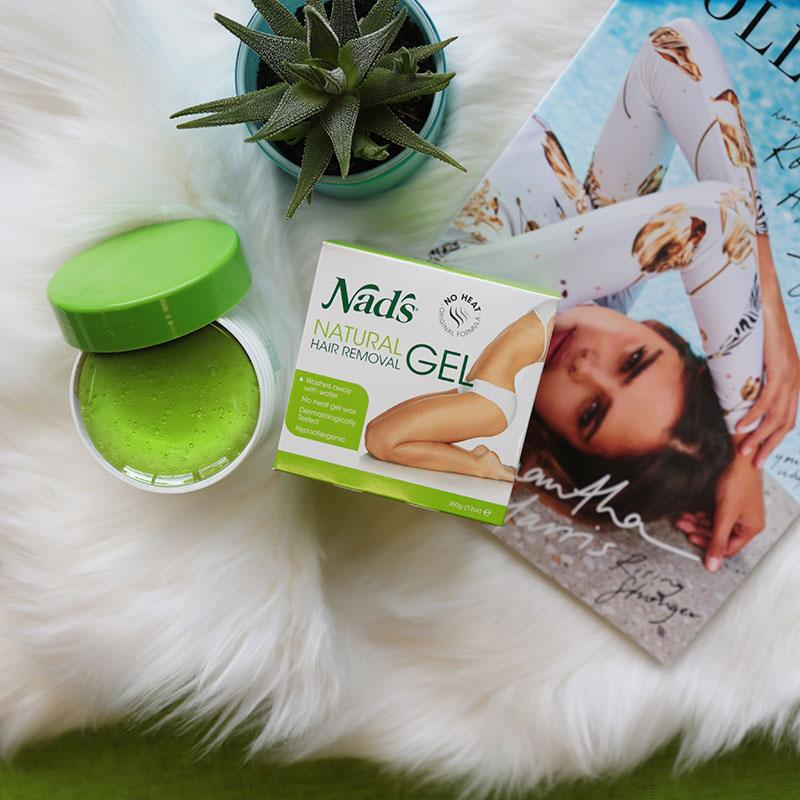 Nad's Natural Hair Removal Gel – Top Tips at home advice! | Nad's Hair Removal Blog