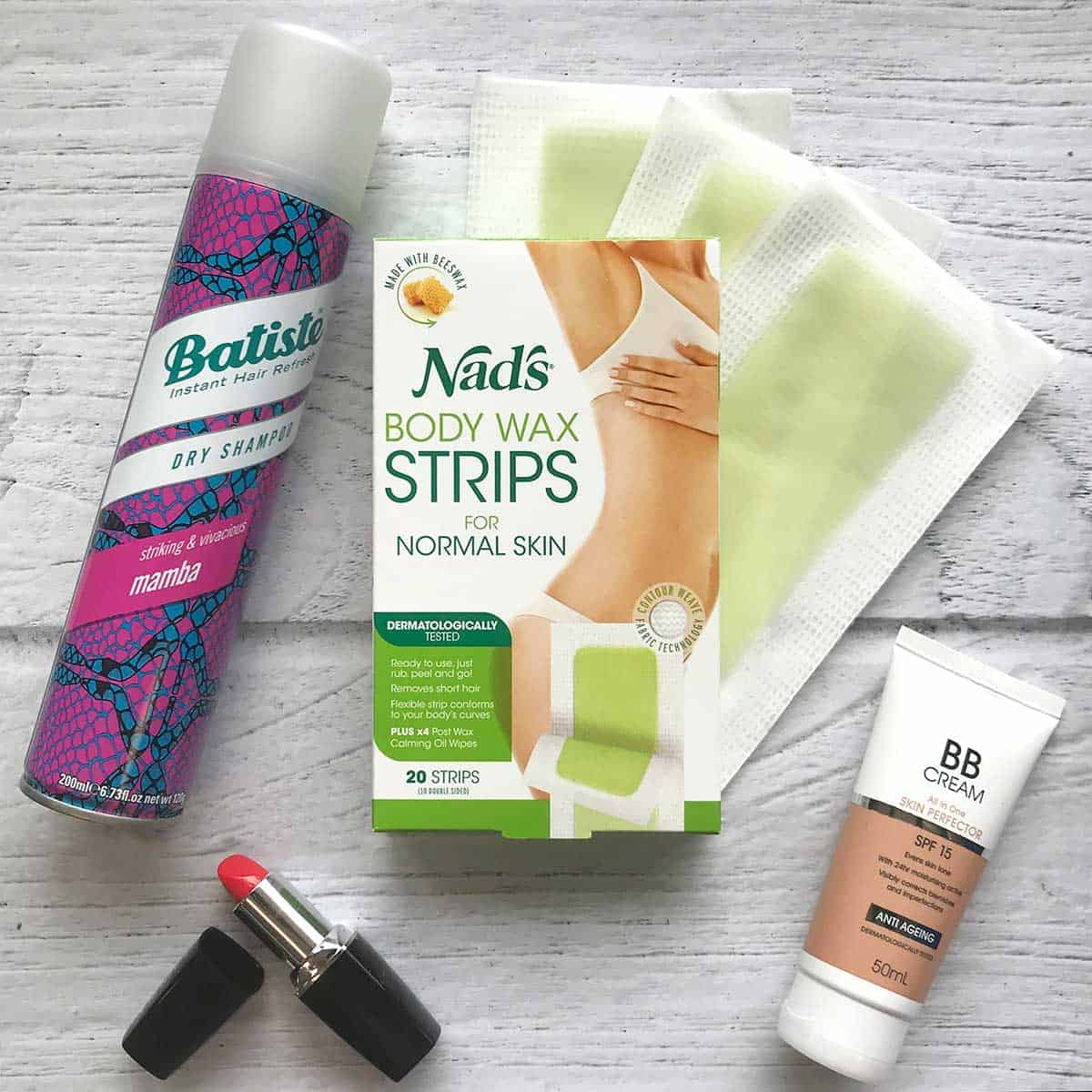 Nad's Top 5 Tips to get ready in 5 minutes | Nad's Hair Removal Blog