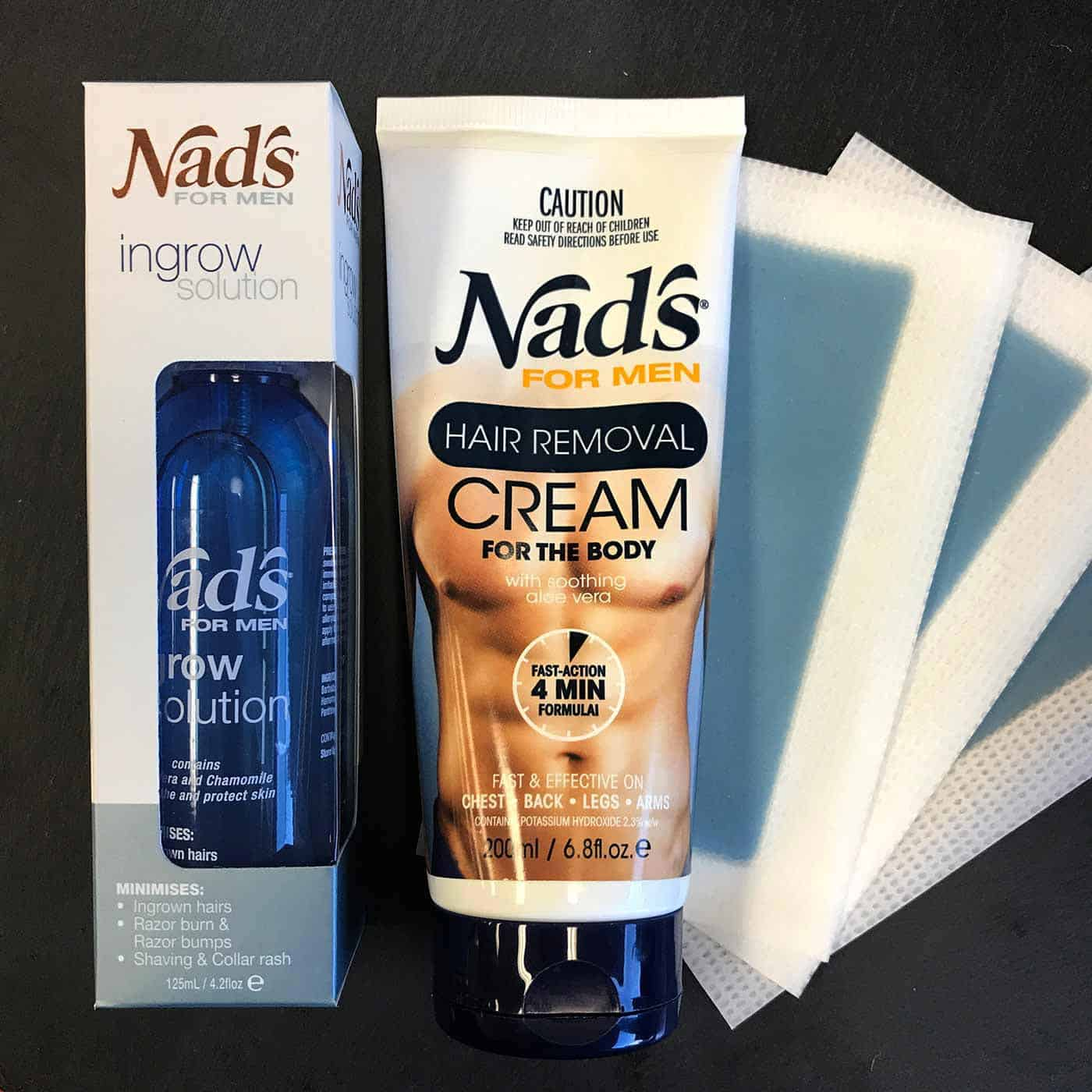 Top trends in Men's grooming!  | Nad's Hair Removal Blog