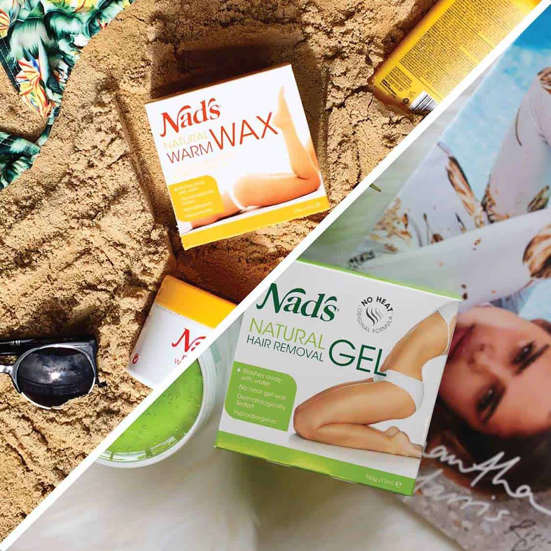 Warm Wax VS Gel Wax how they compare! | Nad's Hair Removal Blog