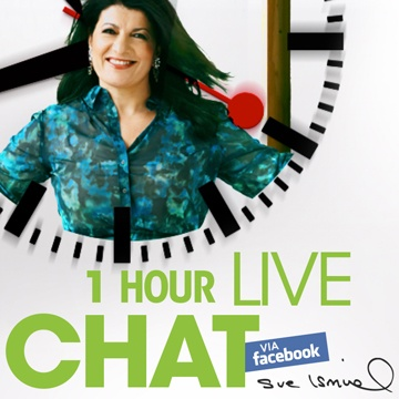 Facebook fans chat live with Sue Ismiel! | Nad's Hair Removal Blog