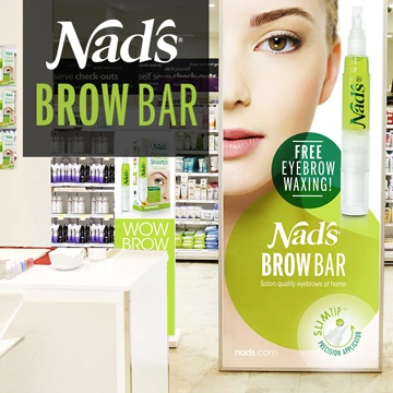 Nad's Facial Wand Eyebrow Shaper - Sydney Trial! | Nad's Hair Removal Blog