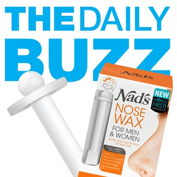 Nad's Nose Wax features on US National TV! | Sue Ismiel Nad's Global Brand Ambassador