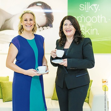 Sue in the news: proud to be a Business Chick | Sue Ismiel Nad's Global Brand Ambassador