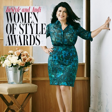 Sue Ismiel wins the Instyle Women of Style Award; Beauty Category | Nad's Hair Removal Blog