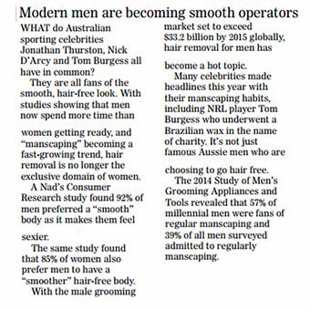 Modern Men: Smooth Operators