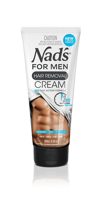 Nad S For Men Hair Removal Cream Depilatory Cream