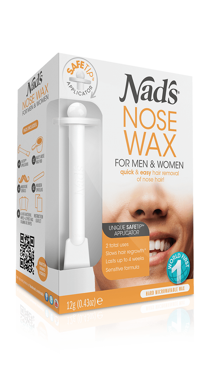 Nad S Hair Removal Nose Wax For Men Women