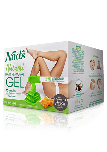 Nad S Natural Hair Removal Gel