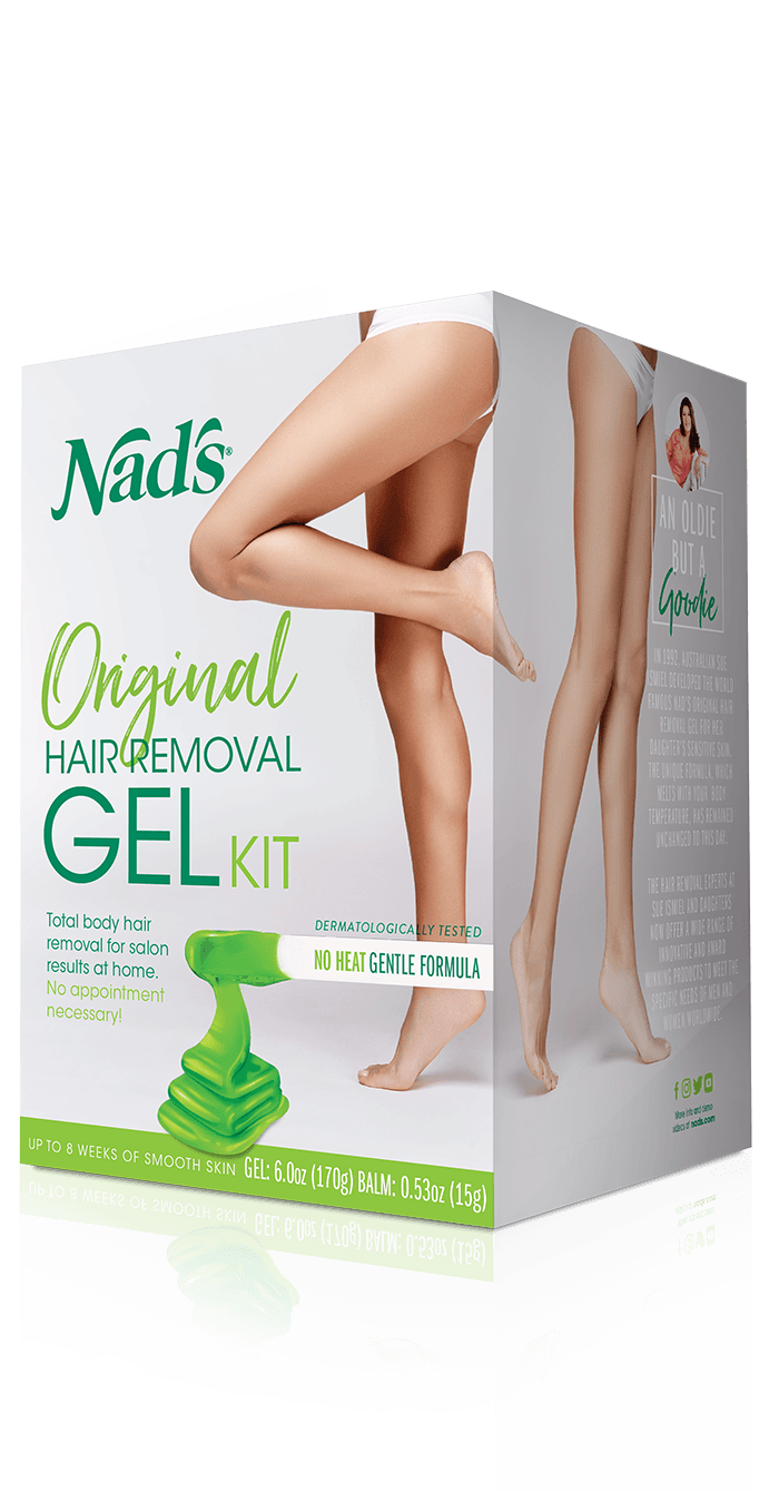 Nad S Original Hair Removal Gel Kit