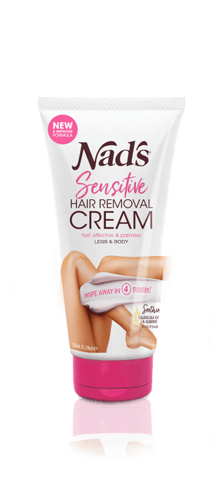Nad S Hair Removal Products Unwanted Hair Nads Hair Removal